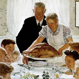 THANKS-GIVING, THE DOOR TO HAPPY HOLIDAYS
