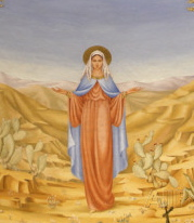 THE VISITATION: Seeing Jesus When He's Out of Sight