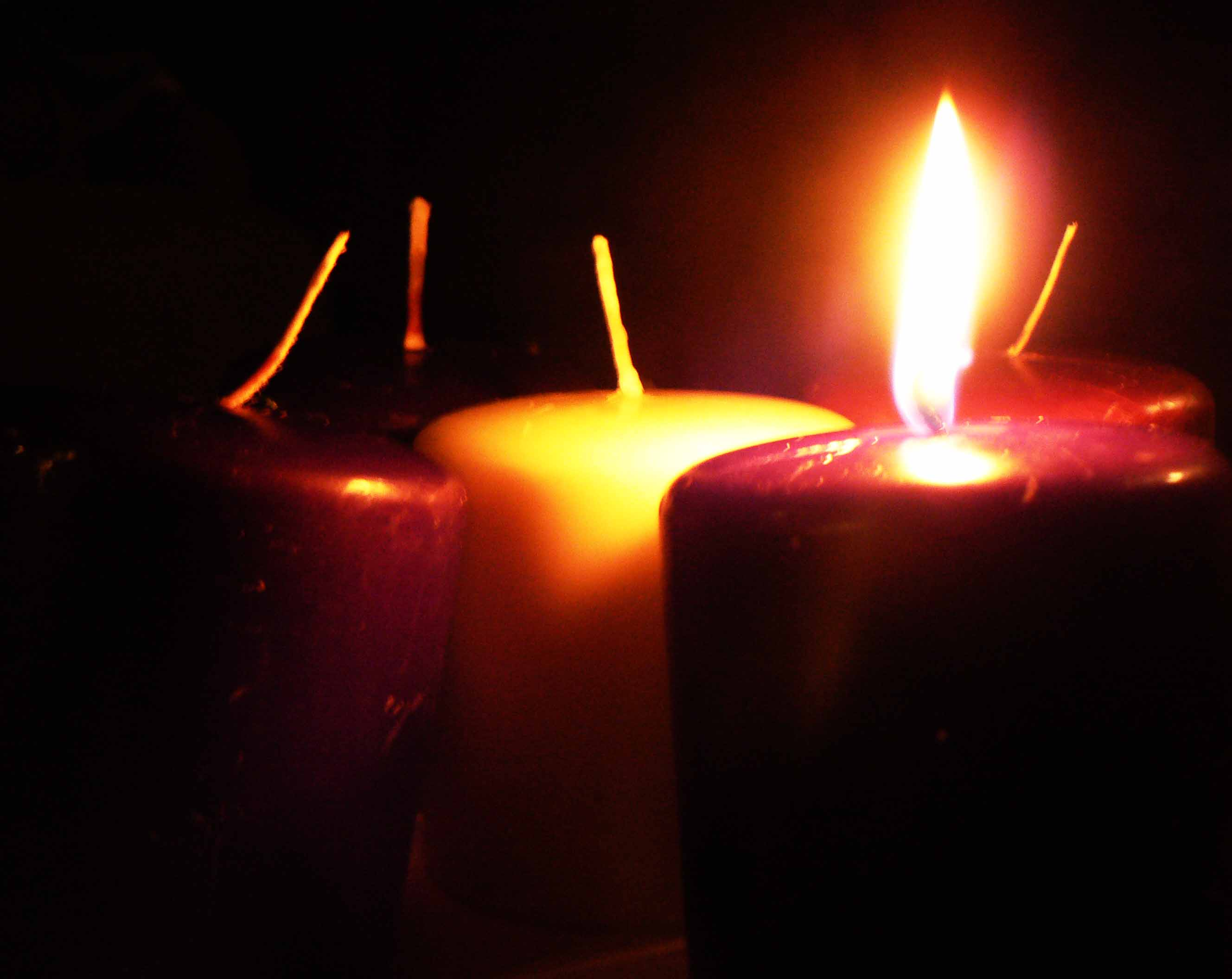 "ADVENT 1, YEARNING FOR PEACE – ""O Holy Night"""
