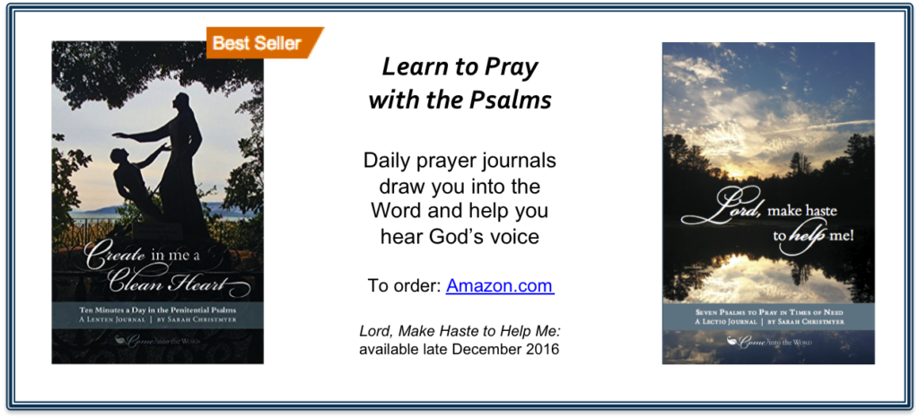 Learn to Pray with the Psalms