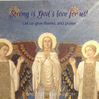 5 THANKSGIVING PSALMS TO PRAY THIS WEEK