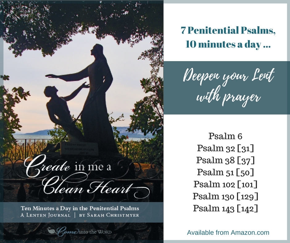 CHOOSE FROM 3 BIBLE READING PLANS FOR LENT   Come Into The