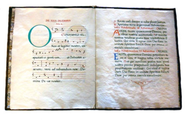 "DISCOVERING THE ""O ANTIPHONS"""