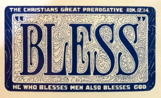 Bless card