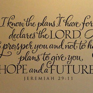 GOD HAS A GOOD PLAN FOR YOU – Even if you can't see it