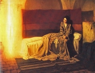 Henry Tanner's Annunciation