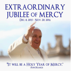 Pope Francis in Jubilee Year of Mercy
