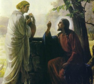 THE DISCIPLES AT THE WELL: A Fresh Reading of John 4