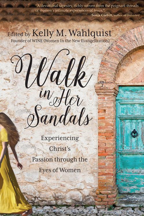 Walk In Her Sandals